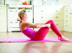Pilates for post baby body