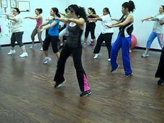 a quick Zumba dance video - for when I have a minute and just need to move!!!