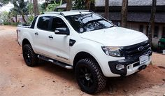 2015 Ford Ranger Wildtrak Facelift