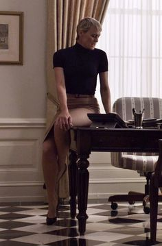 Claire Underwood in House of Cards S02E06