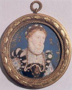 Queen Elizabeth I, by Nicholas Hilliard, 1572 - NPG 108 - © National Portrait Gallery, London Anne Boleyn, Adele, Tudor Dynasty, Tudor Era, Art Fund, King Henry Viii, Miniature Portraits, Miniature Paintings, Tudor History