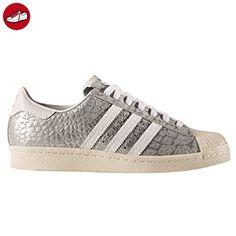 Adidas Sneaker Women SUPERSTAR 80S S76415 Silber, Schuhgröße:37 1/3 (*Partner-Link)