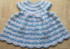ENGLISH Pattern information at http://shyamanivas.blogspot.in/2015/06/babys-shelled-dress-world-of-internet.html