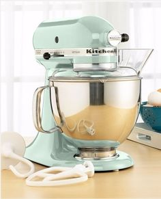 Kitchenaid Artisan Mixer Pistachio