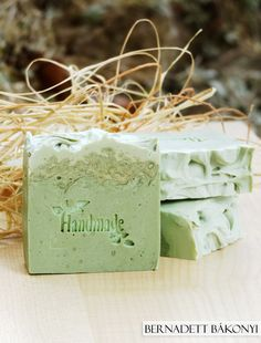 Yoghurt-Cucumber Soap