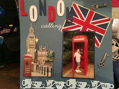 Disney Epcot London