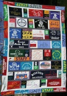 T Shirt Quilt Ideas by jean.patch.100