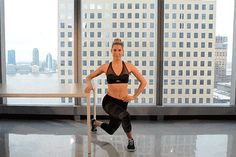 10 Butt-Tightening Exercises You Can Do At Your Table