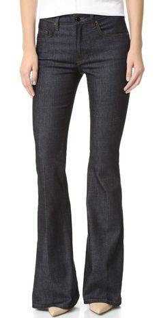Victoria Victoria Beckham Flare Trouser Jeans | SHOPBOP