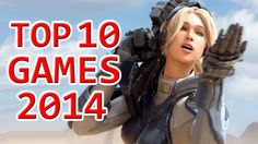 TOP 10 MOST ANTICIPATED GAMES 2014!