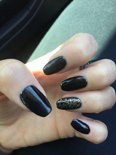 Loving My Black Nails