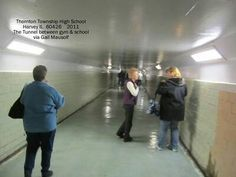 TTHS tunnel...I've been through there many of times