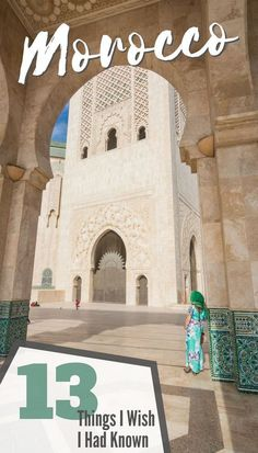 13 Things I Wish I Had Known Before Visiting Morocco. If you're heading to Morocco here are 13 invaluable tips to help you make the most of your trip! By Wandering Wheatleys (@wanderingwheatleys) #Morocco #Africa #TravelTips #WanderingWheatleys