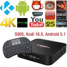 T95m S905 TV Box Android 5.1 Quad Core Kodi 16.0 Media Player with I8 Keyboard  http://searchpromocodes.club/t95m-s905-tv-box-android-5-1-quad-core-kodi-16-0-media-player-with-i8-keyboard-5/
