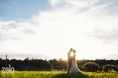 Rustic Outdoor Wedding in Colorado at Sunset - Zelo Photography - see more at www.zelophotoblog.com/blog