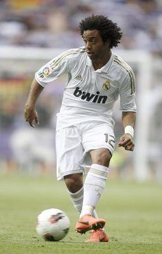 Marcelo - Fluminense, Real Madrid, Brazil.