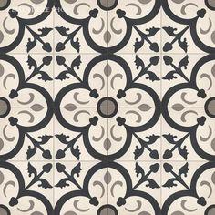 Cement Tile Shop: Orleans Charcoal