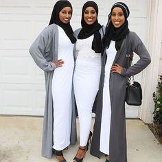 Outfit made by their dad! ❤️ #somalifash #somali #eastafrican #africa #fashion #style #eid #eidmubarak #sisters #matching