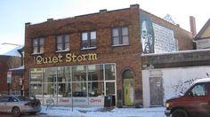 Quiet Storm. Vegetarian / Vegan Restaurant  in Pittsburgh