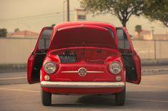 Rotary Engine Blasts Sleeper Fiat 600 Down the Road - Petrolicious