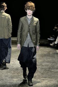 Comme des Garcons Fall 2011 Menswear