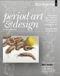 Period Art & Design, 24 Jun 2012, California, San Francisco, United States