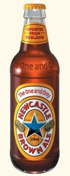 New Castle Brown Ale I love the way this beer smells, lol