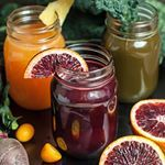 🍋🥕🥦🥤Making homemade winter juices is a great way to incorporate a variety of your favorite fruits and vegetables into your diet. They digest super fast boosting your energy. I'm excited to share with you three of my favorite homemade winter juices: Citrus Beet Power Juice, Green Energy Juice and Sunshine Carrot Juice. . That citrus beet power juice is one of my favorites! A great way to incorporate earthy beets into your diet. My friend Julia @imagelicious is sharing a delicious roundup…
