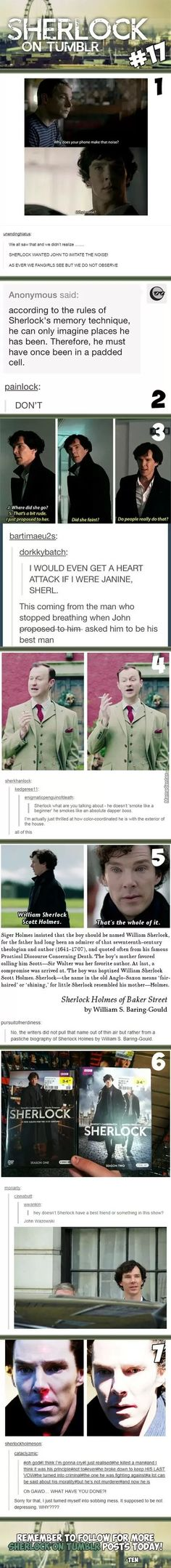 Sherlock On Tumblr #17