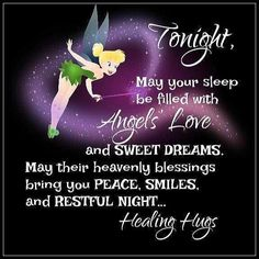 Tonight may your sleep be filled with angels love sleep good night quotes good night images good night quotes and sayings Good Night Love Quotes, Good Night Prayer, Cute Good Night, Good Night Blessings, Good Night Gif, Good Night Messages, Good Night Sweet Dreams, Good Night Image, Good Morning Quotes