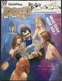 Poep - Poep 0 (Don Lawrence cover) - sc - 1e druk (1981) - W.B.