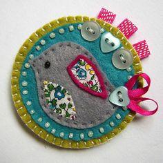 medallon paño lenci