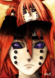 chikushodo +animal path +six path of pain Naruto Shippuden, Boruto, Nagato Uzumaki, Sasuke Uchiha Sharingan, Manga Anime, Anime Naruto, Fanart, Bleach Anime, Naruto Wallpaper