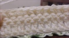 Crocheting for dummies, little knot stitch