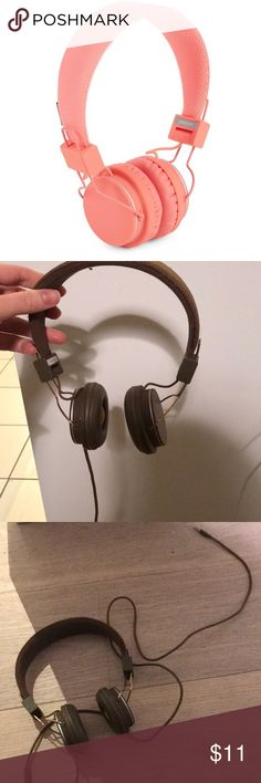 Headphones Urbanears on-ear headphones. Khaki-brown colour. Urbanears Other
