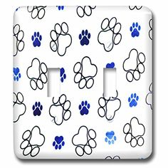 3dRose LLC lsp_76927_2 Paw Prints Black and Blue Tracks D... https://www.amazon.com/dp/B00A8PRWCG/ref=cm_sw_r_pi_dp_etdHxbH3NK53Y
