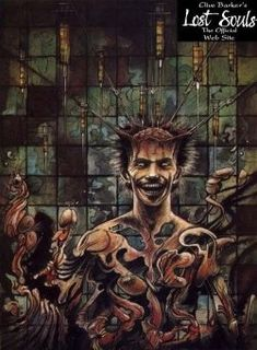 The Visual Art of Clive Barker