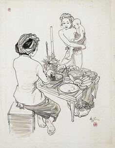 Lee Man Fong - The Rojak Seller