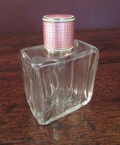 40 Best antique perfume scent bottles