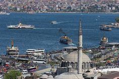 Eminönü ve Rüstem paşa Camii / 2015 - İSMAİL ÇEVİK