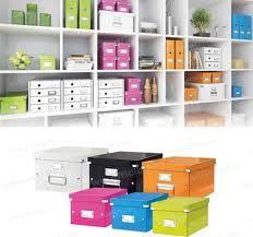 scatole archivio con tappo, leggere e con portaetichetta