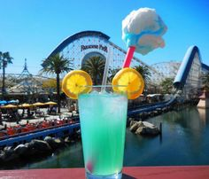 Cotton Candy Lemonade - 8 New Hype Foods to Eat at Disneyland Right Now