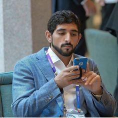 Hamdan bin Mohammed bin Rashid Al Maktoum, Expo de Milán, Vía: Love You Very Much, My Love, Dubai, Sheikh Mohammed, Prince Crown, Arab Men, My Prince Charming, Love Me Forever, Sexy Men