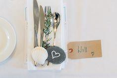 DIY Hochzeit am Meer von Miss Gen Photography   Hochzeitsblog - The Little Wedding Corner