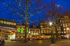 Oude Markt, Enschede ©J. Laurich