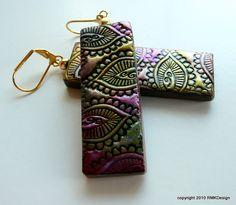 Mehndi Earrings | Flickr - Photo Sharing!