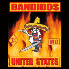 pictures of bandidos mc | BANDIDOS MC USA - Web Shop