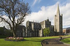 One of my most favorite cities- Dublin. This place is amazing! St Patrick's Cathedral