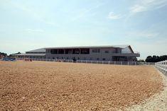 Beautiful Equestrian Center exterior Indoor Arena, Indoor Outdoor, Horse Walker, Riding Lessons, Window View, Boarders, Stables, Barns, Croatia