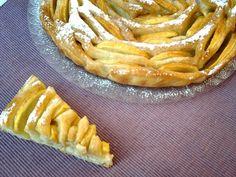 Spirale di pan brioche alle mele - senza uova e burro